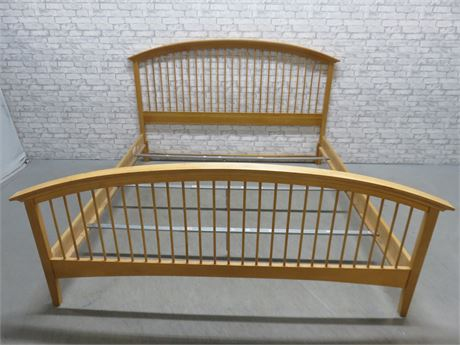 STANLEY King Spindle Bed
