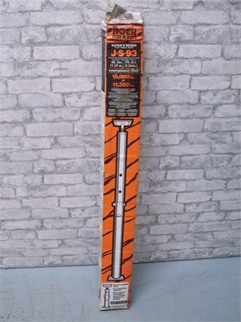 TIGER BRAND J-S-93 ADJUSTABLE JACK POST - NIB