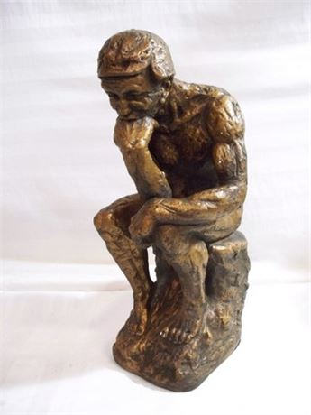"MARWAL ""The Thinker"" - A. Rodin"