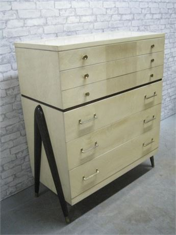 SIELING MODERN MID CENTURY CHEST OF DRAWERS