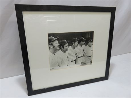 New York Yankees All-Time Greats Photo