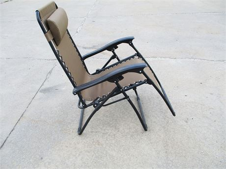 OXFORD RELAXER LOUNGE CHAIR