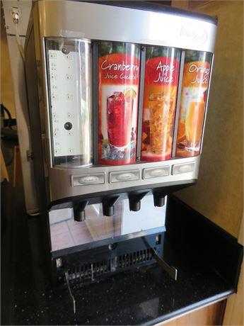 VITALITY Countertop Commercial Juice Dispenser