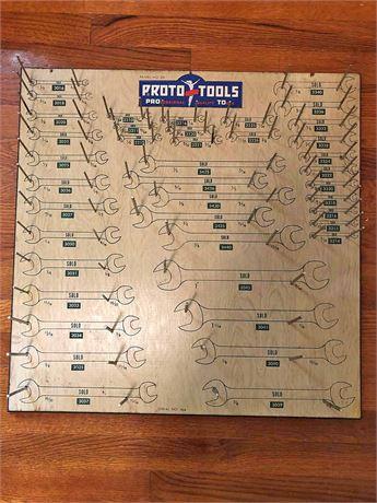 Vintage Proto Tools Panel