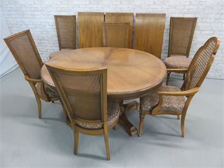 10-Piece Dining Room Table Set