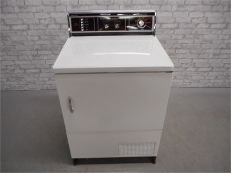 GENERAL ELECTRIC HEAVY DUTY 6 CYCLE GAS DRYER