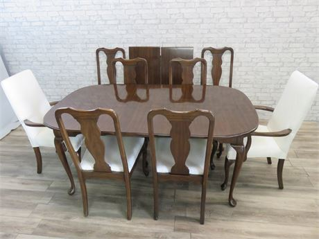 Harden French Provincial Dining Table & Chairs