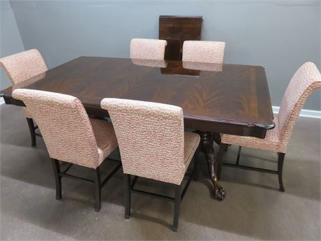 THOMASVILLE Impressions Cherry Dining Table Set