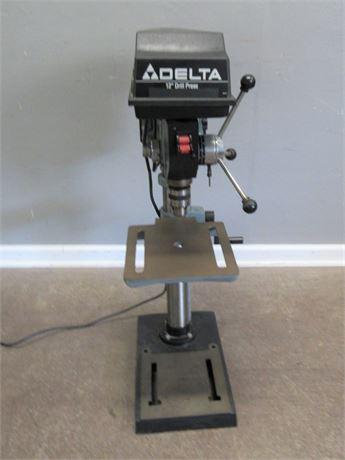"""Delta 12"""" Drill Press - #11-990"""