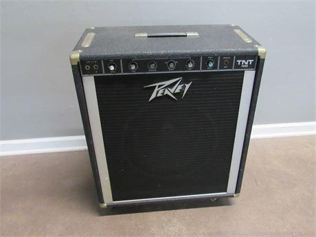 Peavey TNT100 Amplifier on Casters