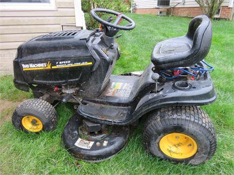 MTD Yard Machines 7-Speed Lawn Tractor