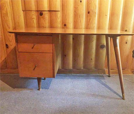 Mid Century Paul McCobb Desk