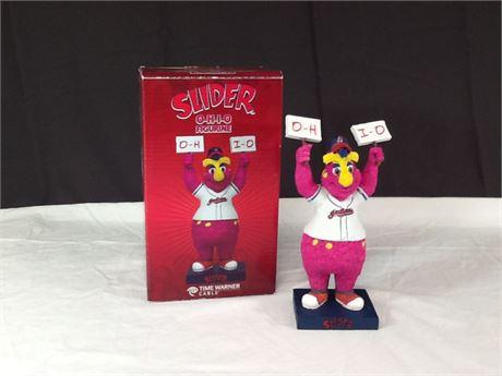 Slider Cleveland Indians Mascot SGA Bobblehead