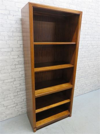 Tall 5-Shelf Bookcase