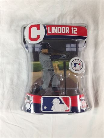 Francisco Lindor Import Dragons Figure