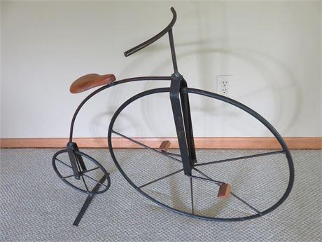 Decorative High Wheel Bicycle Replica