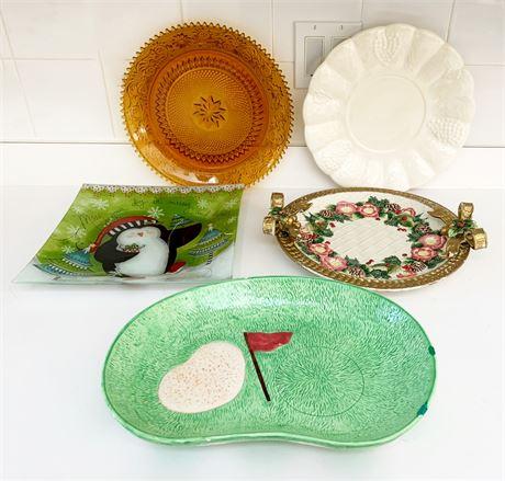 Misc. Serving Platters