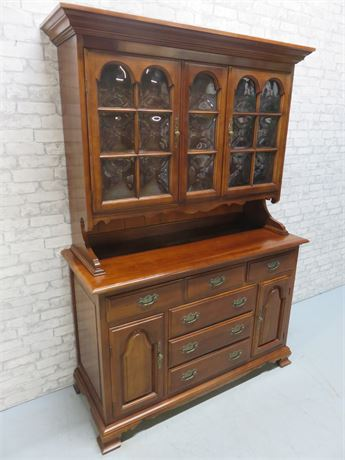 MONITOR 2-Piece China Hutch
