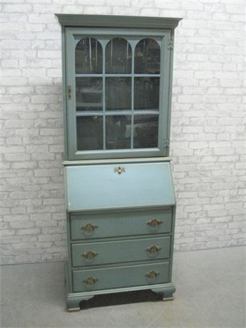 NICE JASPER CABINET CO. SECRETARY DESK