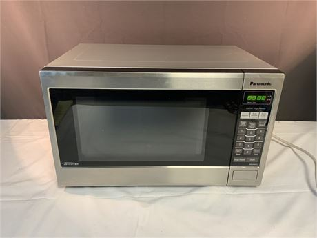 PANASONIC Inverter Microwave Oven
