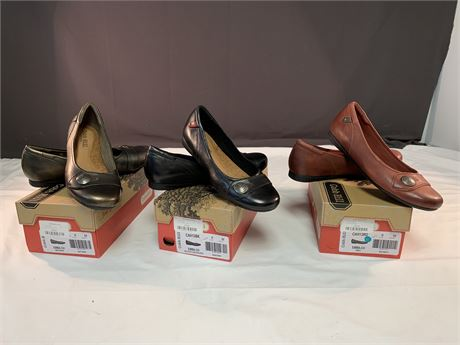 3 Pairs of New Cobb Hill  Shoes