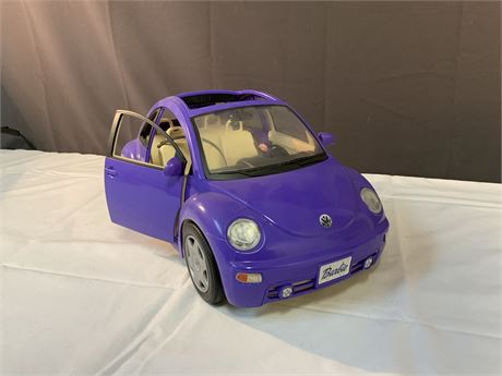 2000 Barbie Volkswagon Beetle