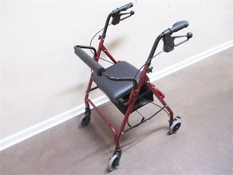 ROLLATOR BY HARBOR FREIGHT TOOLS