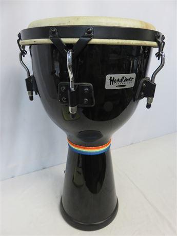 HEADLINER Percussion Djembe Drum