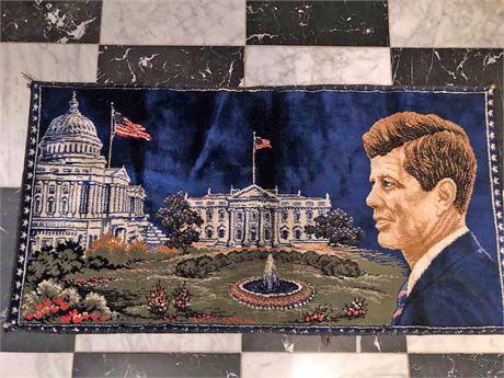 John Kennedy Tapestry
