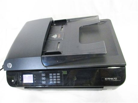 HP OFFICJET 4635 ALL-IN-ONE PRINTER, FAX, COPIER