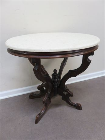 ARHAUS Marble Top Table