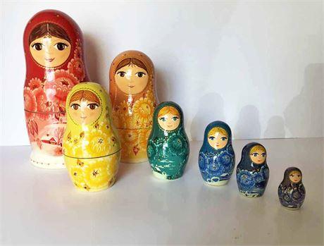 Matryoshka- Russian Nesting Doll