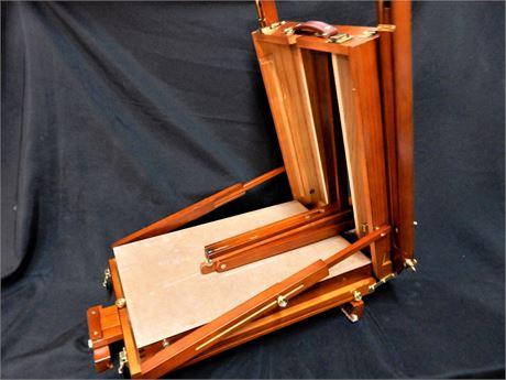 Relic Wooden Standing Artist Easel