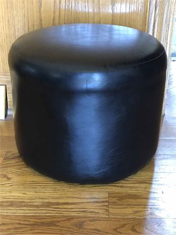 Faux Leather Ottoman/Foot Rest