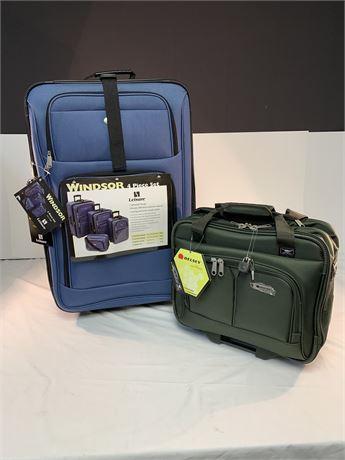 2 Peice Luggage Set, Windsor, Delsey
