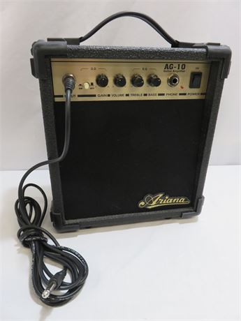 ARIANA AG-10 Guitar Amplifier