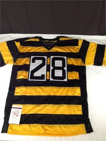 Pittsburgh Steelers Sean Davis Autograph Jersey