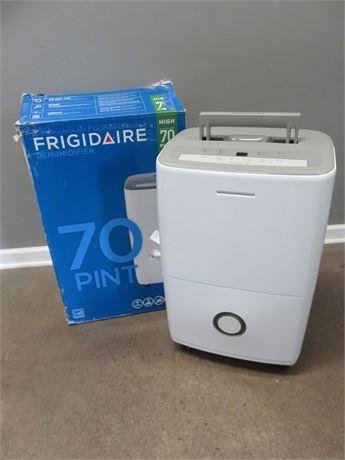 FRIGIDAIRE 70 Pint Dehumidifier