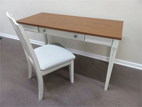 Desk Table & Chair