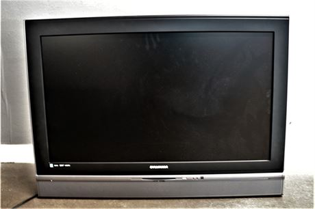 "Sylvannia 42""  TV/DVD player Model #LD370SC8"