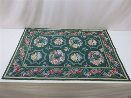 Needlepoint Table Runner