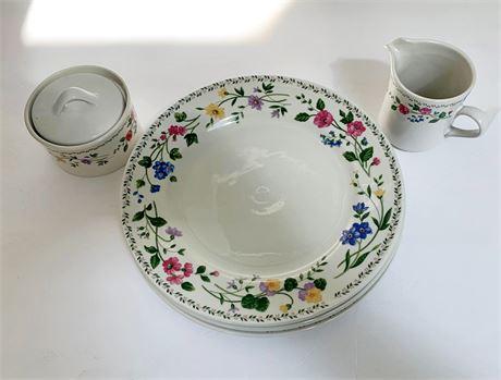 Farberware Stoneware Dinnerware