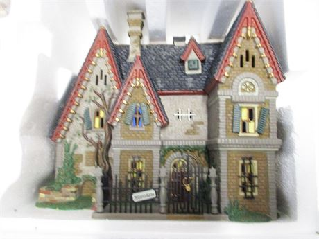 "DEPARTMENT 56 ""GREAT EXPECTATIONS"" LITERARY CLASSICS - SATIS MANOR"