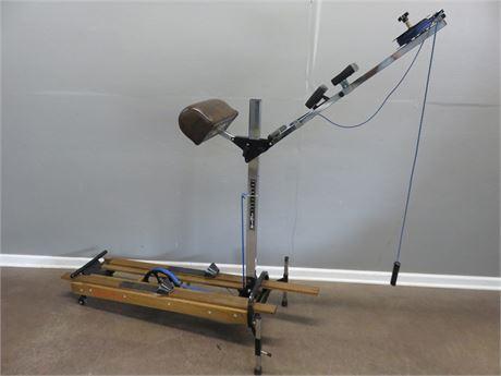 Vintage Nordic Track Ski Machine