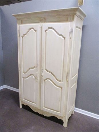 GORGEOUS CLOTHING ARMOIRE BY ETHAN ALLEN