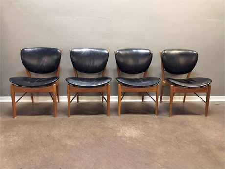 Baker Mid Century Dining Chairs
