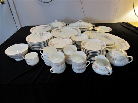 PAUL MULLER - SELB BAVARIA CHINAWARE LOT - 75+ PIECES