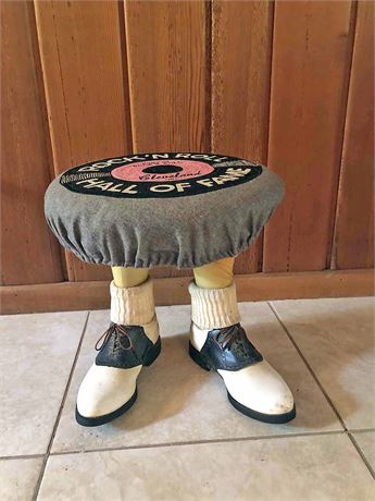 Rock-N-Roll Hall of Fame Foot Stool