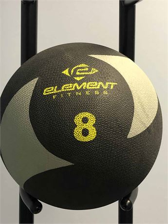 Element Fitness Medicine Ball