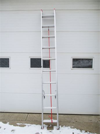 LOUISVILLE 20-FOOT EXTENSION LADDER